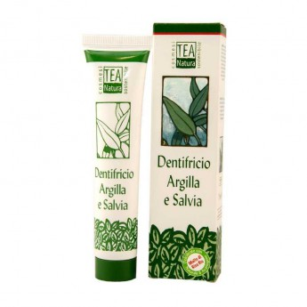 dentifricio naturale salvia